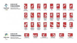 中国范儿十足!北京2022冬奥会和冬残奥会体育图标发布