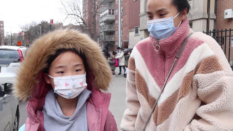 纽约市部分公校恢复5天到校上课 华人家长担心吗?