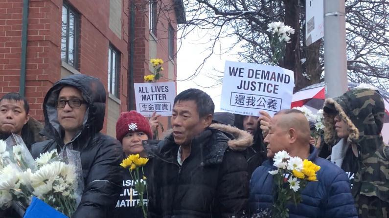 芝加哥华埠治安基金会有望获$15万拨款 周末抗议集会延期