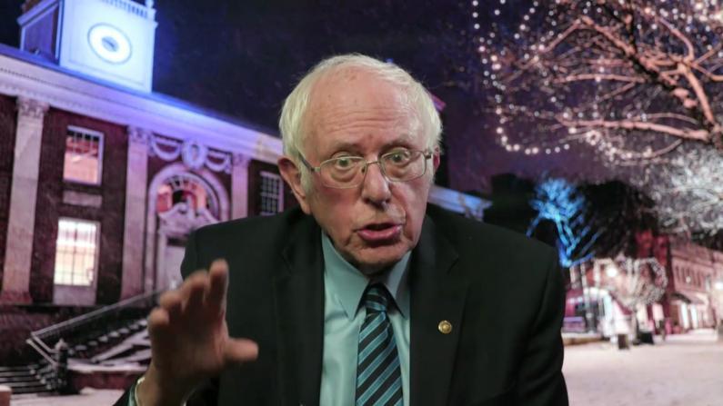 """民主党""""完全执政""""后要怎么做 桑德斯列这些重点"""