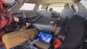 【Trucker刚】玩枪遇到真枪迷 看看他们的移动军火库!