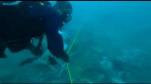 印尼坠海客机2个黑匣子已寻获 海底残骸画面曝光
