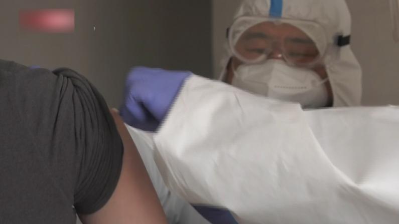 河北南宫全员接种新冠疫苗 首批接种40002人