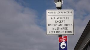纽约法拉盛巴士道1/19实施 违规私家车将被双重开罚