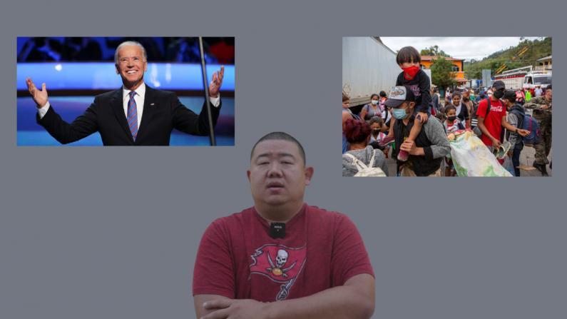【佛州生活】拜登一上台就要让1100万无证移民合法化 华人移民将如何?