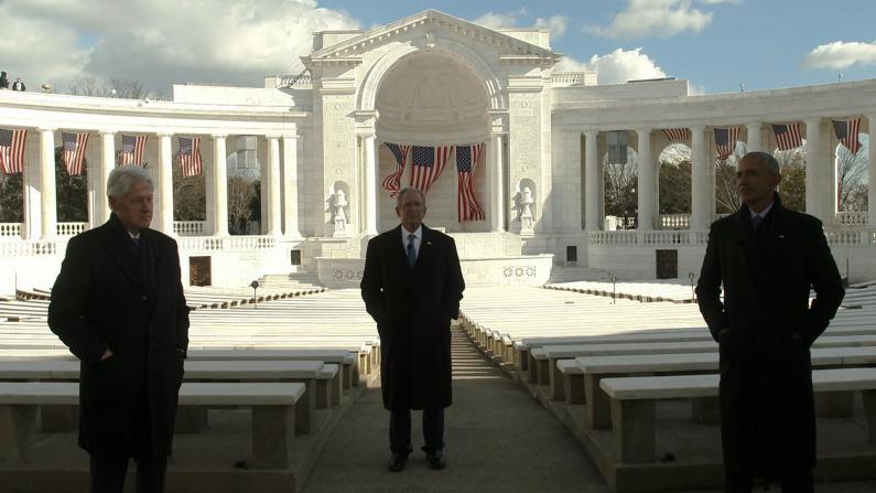三位前总统发联合庆祝视频:希望拜登做得更好