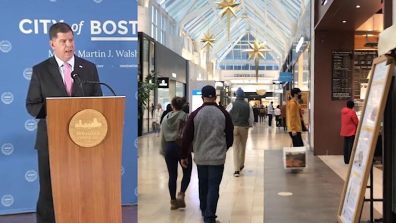 波士顿解除商业场所宵禁令 但部分娱乐场所仍需关闭