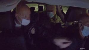 Uber车内监控:司机提醒乘客戴口罩反被打骂
