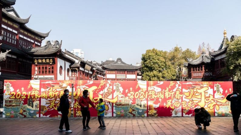 牛年春节临近 中国多地年味浓