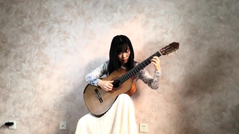 吉他版《春江花月夜》你听过吗?演奏家杨雪霏巧妙诠释