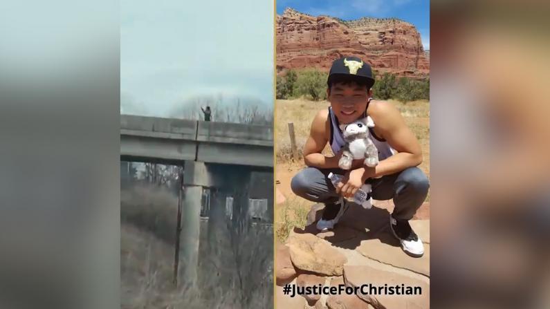 19岁华裔少年抑郁自杀却遭警方击毙?华人抗议吁还原真相 还其公正