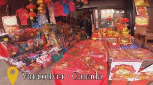 【Trucker刚】来北美第二大的唐人街找年味儿 在温哥华给大家拜年!