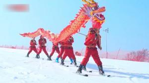 花样庆新春:雪地舞龙、古街闲逛、民俗汇集