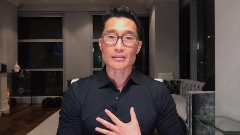 """与吴彦祖一道反击歧视 亚裔演员金大贤:""""我必须要做些什么"""""""