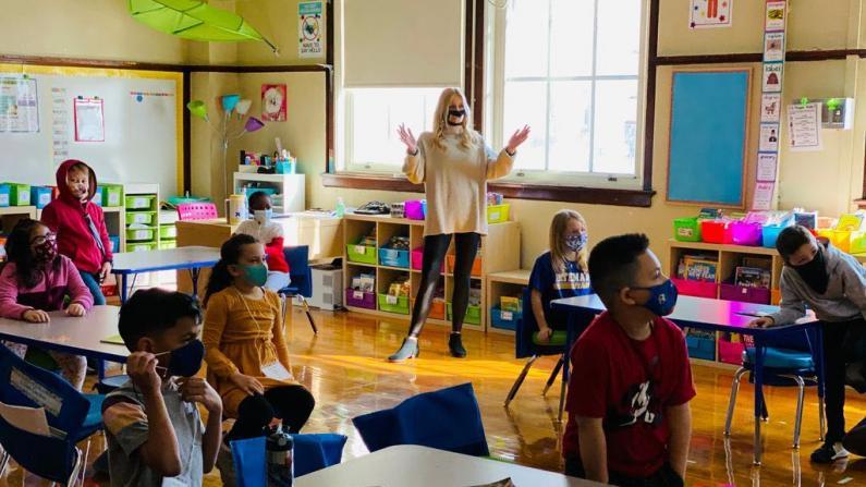 芝加哥公校恢复K-5年级线下授课