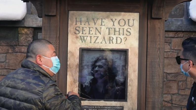 【佛州生活】疫情也挡不住哈迷!跟我畅游哈利波特的魔法世界
