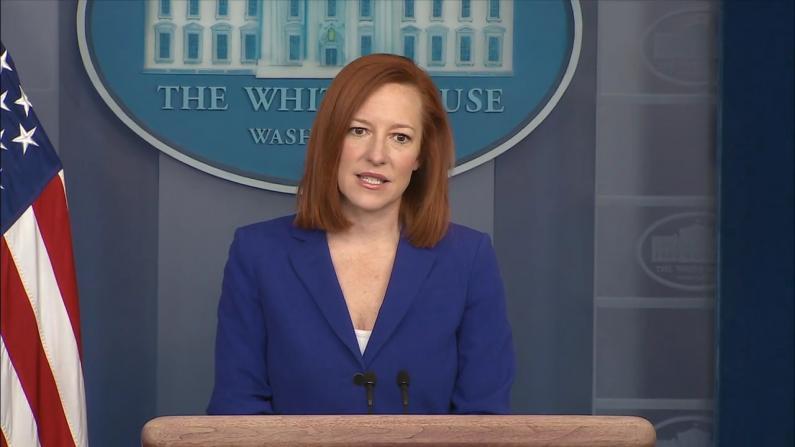 白宫发言人:美国对台政策未改变