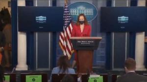 白宫再回应美中会谈:面对面接触很重要