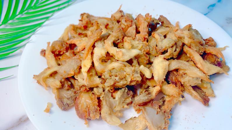 【Lychee Girl】这么做出来的蘑菇 比肉还好吃