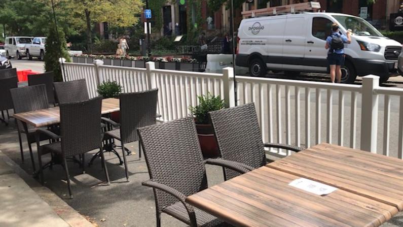波士顿户外用餐提早于3/22重开 但这个地区例外...
