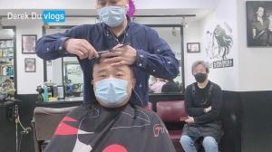 【Derek在纽约】二月二去剪头 理发店生意现在如何了?