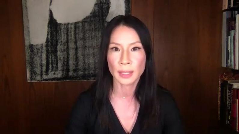 好莱坞女星刘玉玲现身说法 讲述自身种族歧视经历