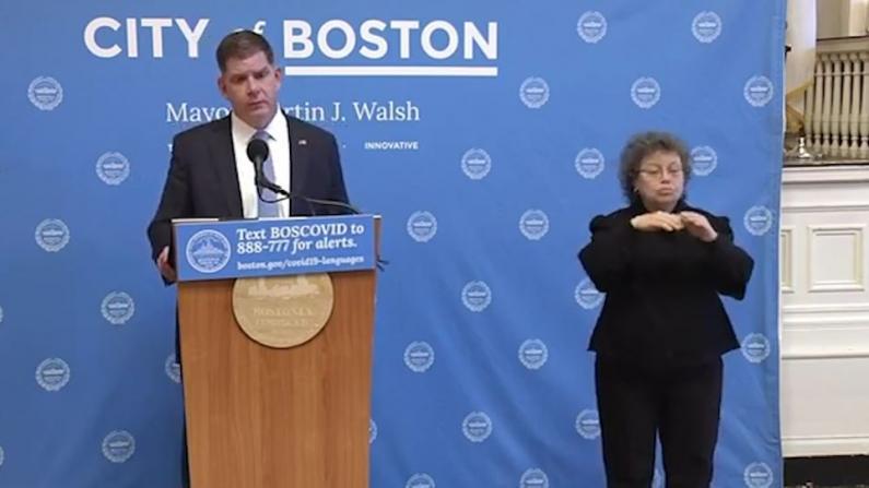 """""""亚特兰大枪击案是种族主义袭击""""波士顿市长号召支持亚太裔"""