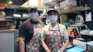 疫情期间逆势开店 纽约法拉盛这家烧饼店有魄力