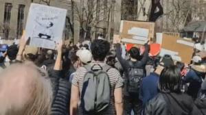 【硅谷生活】我去了圣何塞的反亚裔仇恨集会 是时候展示我们的力量了!