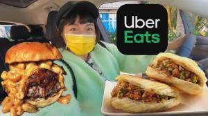 【沛莉一家】送Uber Eats外卖到崩溃...最失败的一次