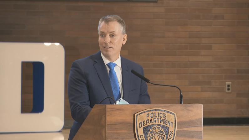 """NYPD""""多层执法""""应对仇恨亚裔犯罪 局长喊话:绝不容忍"""
