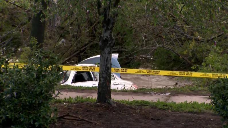 田纳西纳什维尔遭暴雨袭击引发洪水 至少2人丧生