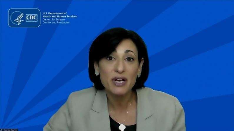 CDC主任:当前疫情令人害怕 必须避免第四波爆发