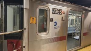 纽约地铁袭击案频发 市警督查教你如何安全通勤