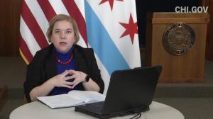 芝加哥疫情反弹 卫生厅:指望强生疫苗