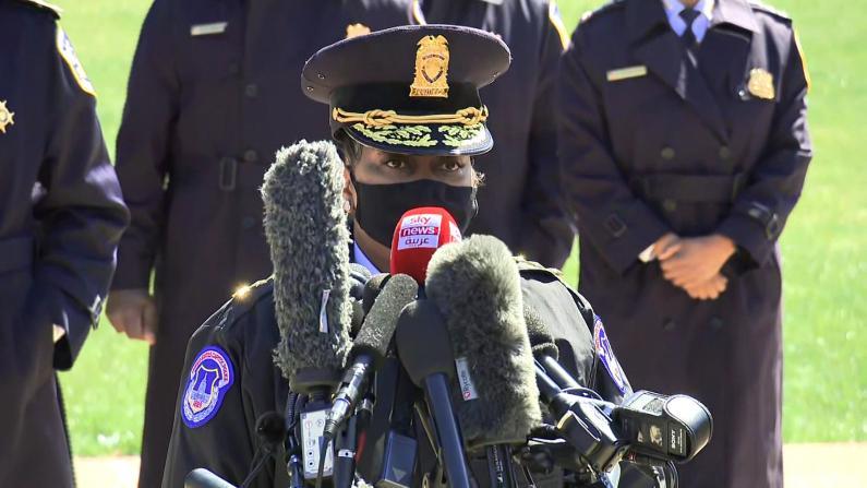 国会警察:案件似乎与恐怖主义无关 嫌犯无档案
