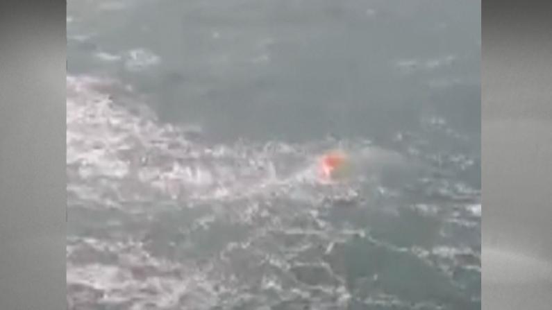 江苏籍渔船在舟山外海沉没 12人遇难4人失联