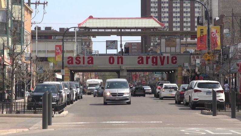 芝加哥58岁亚裔男子走在路上被袭击头部