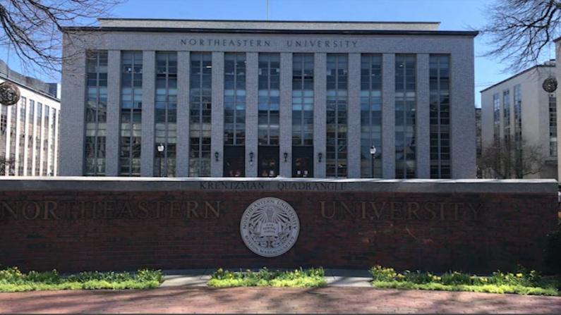 波士顿东北大学秋季将全面重开 学生入学须打完疫苗