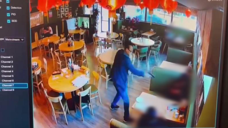 洛杉矶华人男女遭枪杀 凶手多次补枪