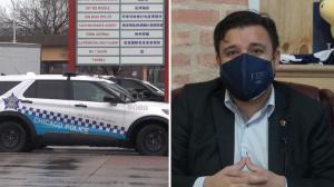 芝加哥南华埠增加9名警员 区长: 加强暴力预防