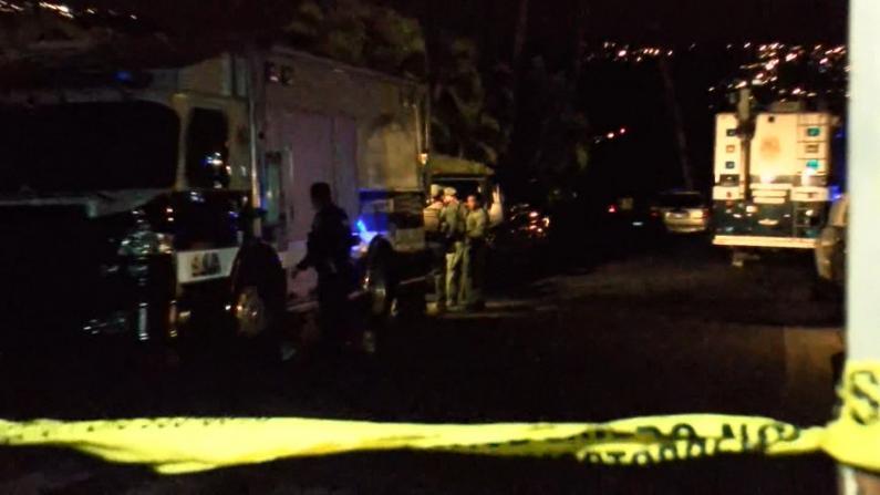 夏威夷度假村突发枪案被封锁 嫌犯反锁房内与警方僵持数小时