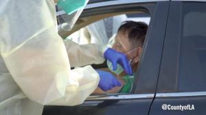 洛杉矶提前开放16岁及以上疫苗接种预约