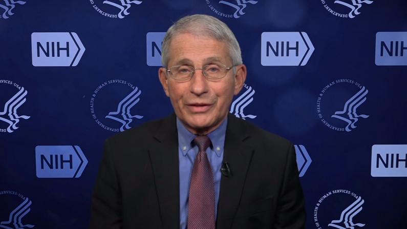 福契详述叫停接种强生疫苗两大原因