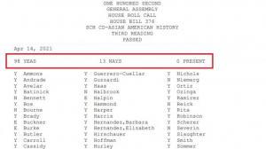 伊州有望成为全美首个以法律形式在K-12课程中加入亚裔历史