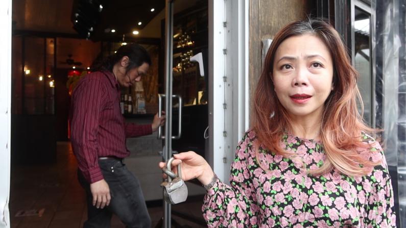 盗匪破门搬走收银机 纽约亚裔餐馆业者:治安令人害怕 被撞都不敢出声