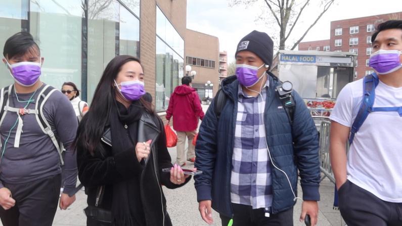 华裔功夫女演员组织缅街巡逻队:我亲耳听到有人在法拉盛密谋仇恨犯罪
