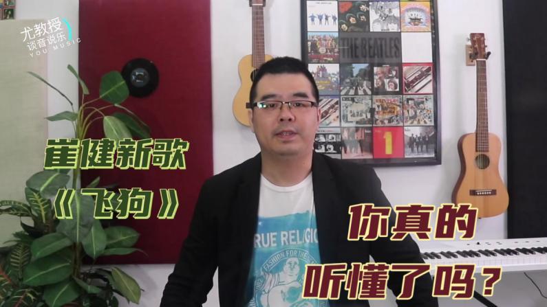 【纽约老尤】崔健新歌《飞狗》你真的听懂了吗?