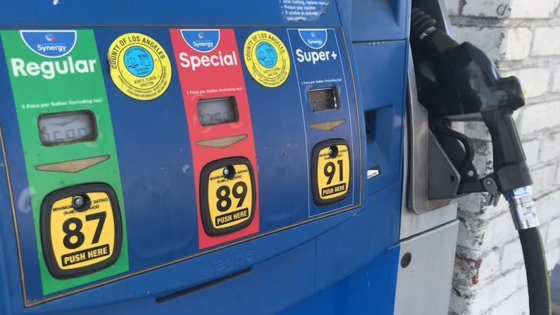 每加仑破4! 洛杉矶油价持续上涨