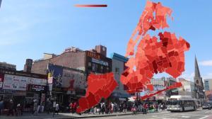 法拉盛确诊率纽约市位居前列 防疫疏失?心理抑郁?华裔医师给出几点可能